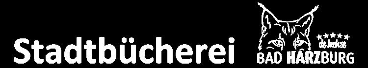 Logo der Stadtbücherei Bad Harzburg.
